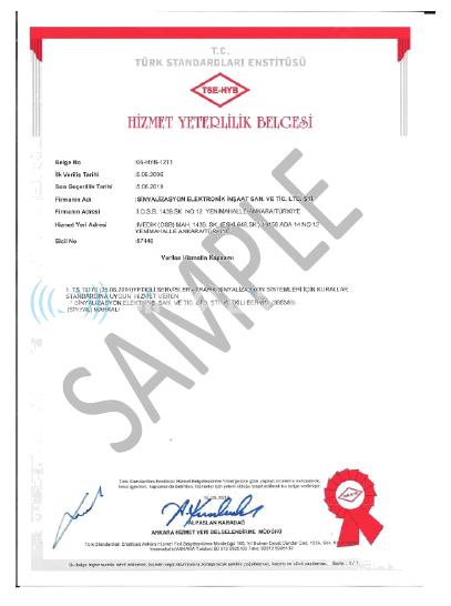 HİZMET YETERLİLİK BELGESİ05062019