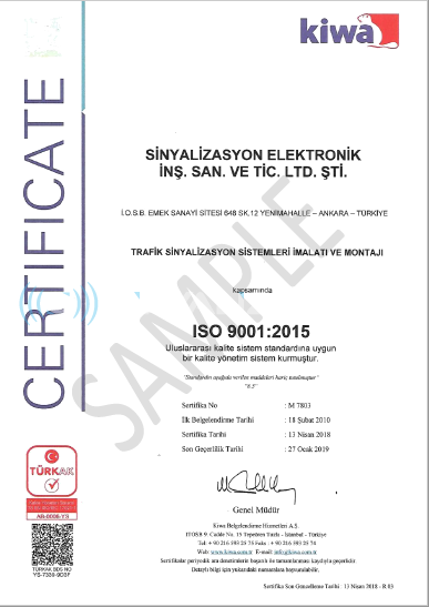 ISO9001 - 2015