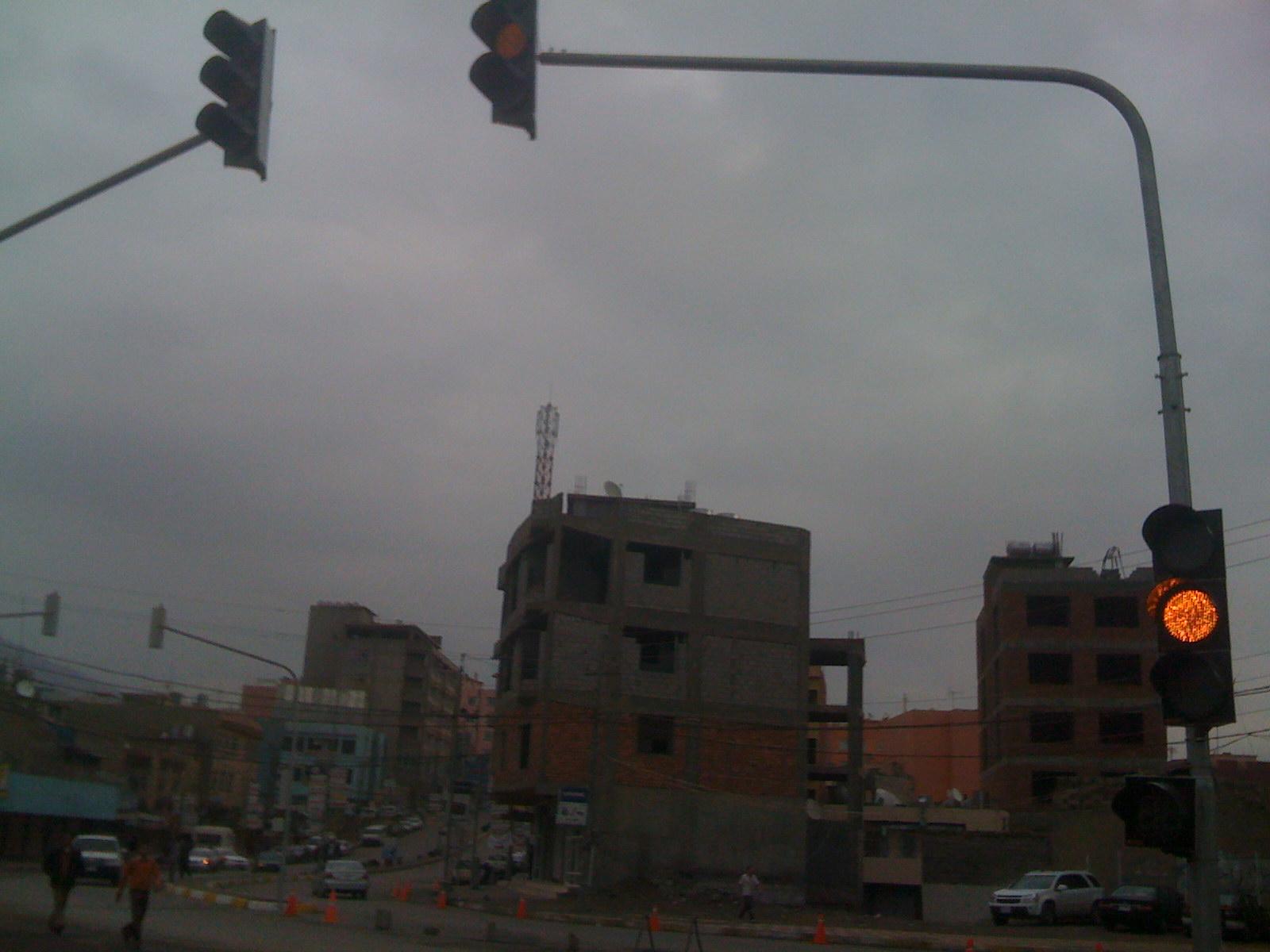 Kuzey Irakta 42  kavşak kurulumu tamamlanmıştır.