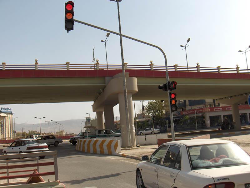 Irak Hükümetine 11 Kavşak Kurulmuştur.