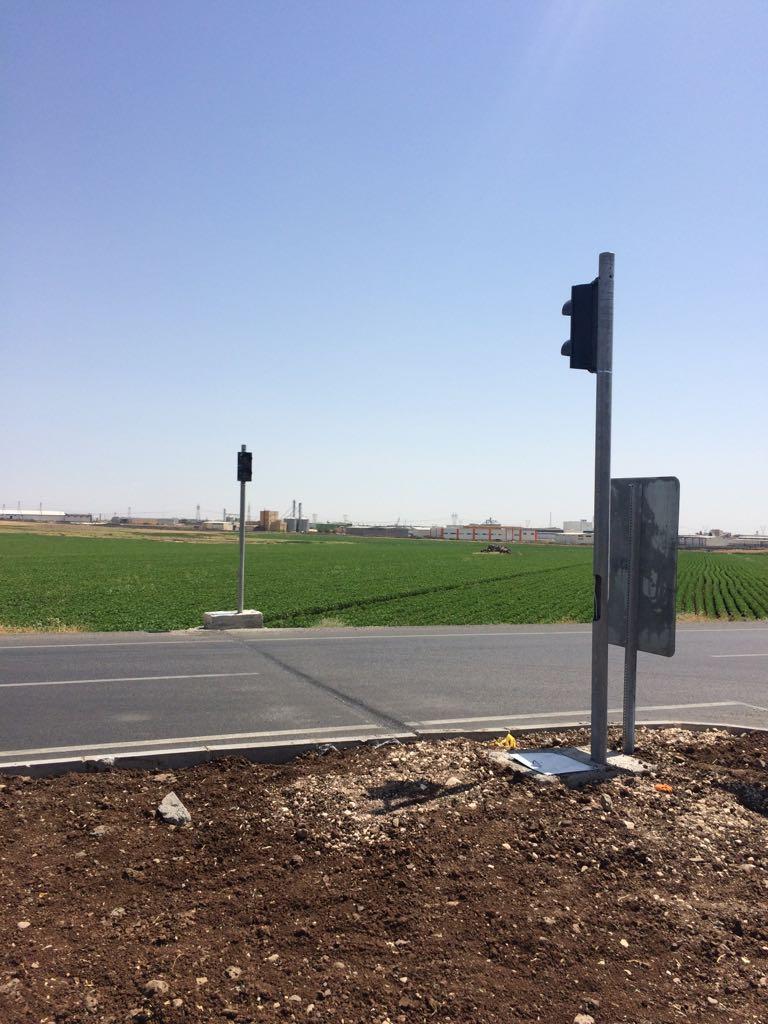 TCK 9.Bölge Ağında Trafik Sinyalizasyon Yapım işi 2017