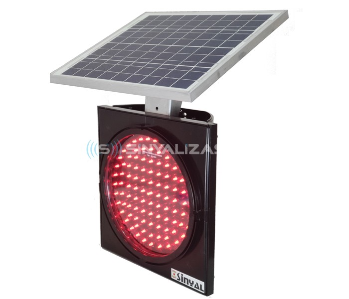 Q300 Güneş Enerjili Flaşör