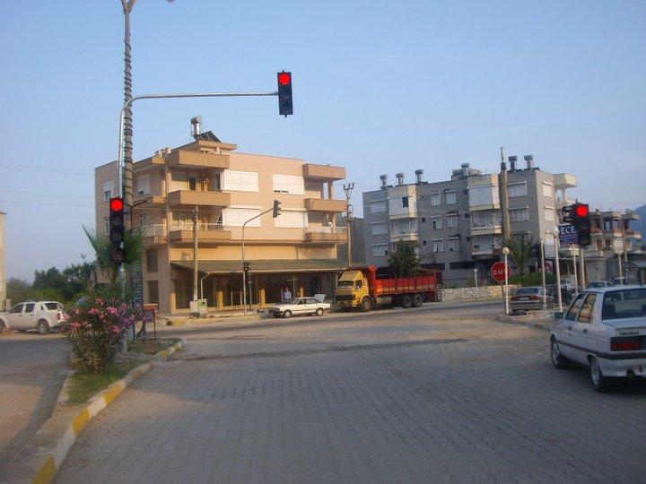 Antalya Side Belediyesi Sinyalizasyon yapım işi tamamlanmıştır.