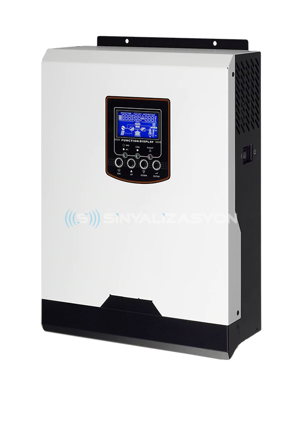 1 kVA Smart Hibrit Invertörr