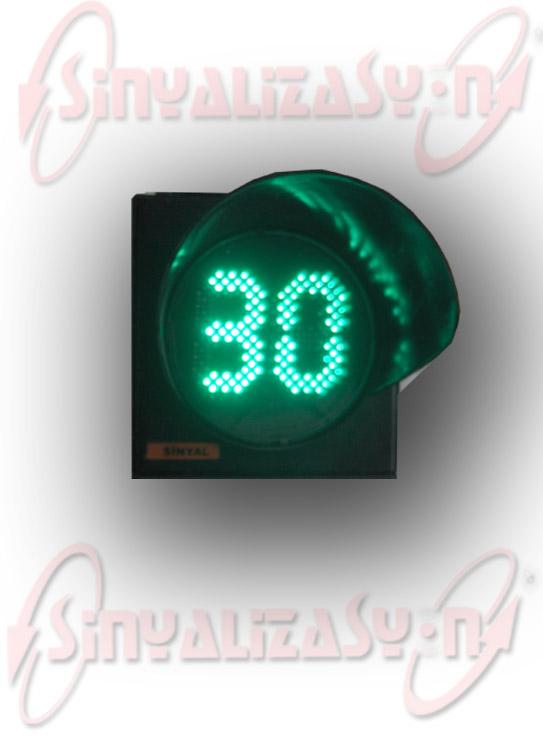 Q200 5mm LED'li Geri Sayım Cihazı