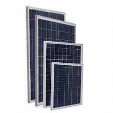 10 W Monokristal Güneş Enerji Paneli