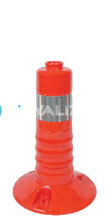 30 cm Esnek Şerit Ayırıcı Delinatör (TPU)