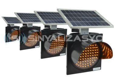 Sarix™ GPS Tabanlı Solar Senkron Flaşör