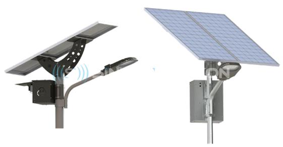 Güneş Enerjili Aydınlatma Armatür(Enjeksiyon Gövdeli)