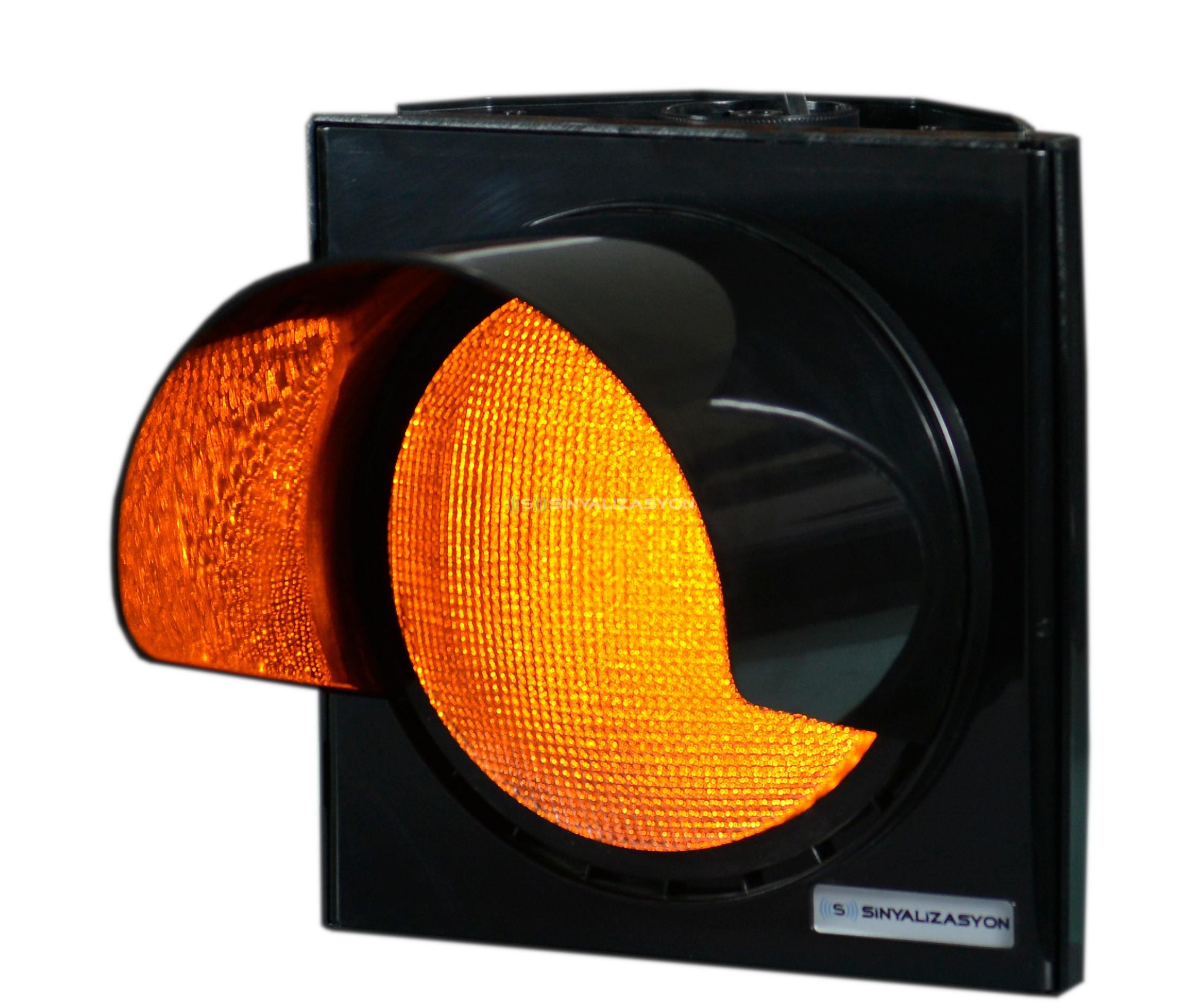 Q200 POWER LED'Lİ TEKLİ SİNYAL VERİCİ