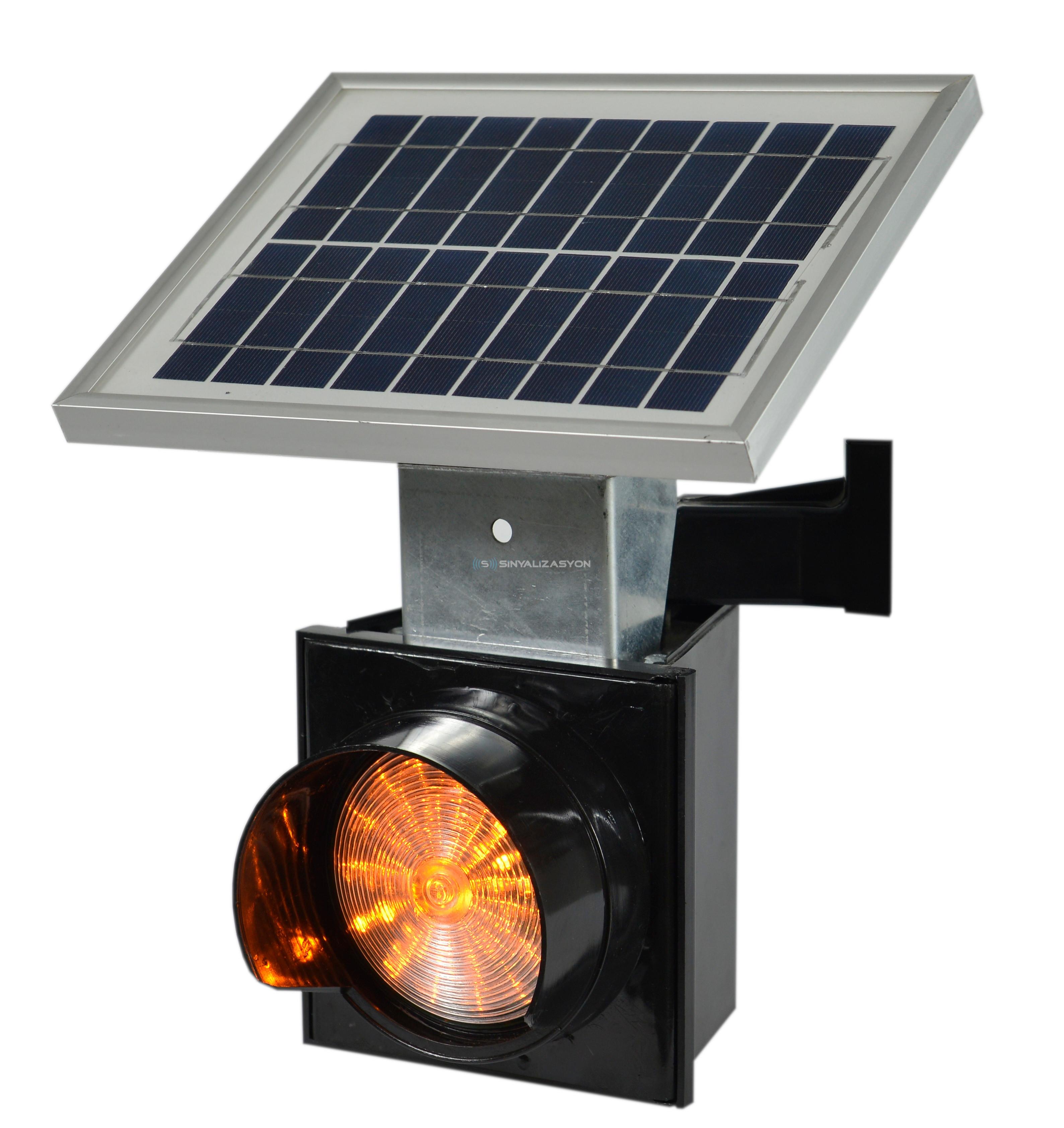 Sarix™ Q100 Güneş Enerjili Flaşör