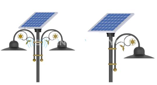 Solar Bahçe Aydınlatma